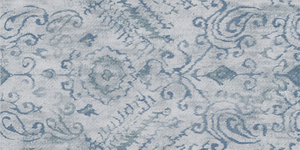 14 Ora Italiana Fusion CPEFM-306010BD04_FusionBluIndiaSogg04 , Fabric (wallpaper) effect effect, Living room, Kitchen, Bathroom, Unglazed porcelain stoneware, wall & floor, Matte surface, non-rectified edge