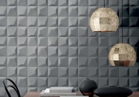 Tile 14 Ora Italiana Glass 3D