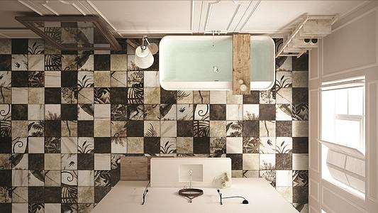 Ceramic And Porcelain Tiles By 14 Ora Italiana