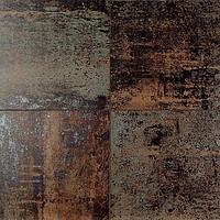 14 Ora Italiana Ruggine Ruggine BRONZO 30x30 , Salle de bain, Séjour, Cuisine, Effet effet métal, Grès cérame non-émaillé, revêtement mur et sol, Surface mate, Bord rectifié