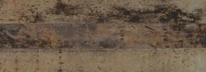 14 Ora Italiana Ruggine Ruggine BRONZO 7,2x60 , Salle de bain, Séjour, Cuisine, Effet effet métal, Grès cérame non-émaillé, revêtement mur et sol, Surface mate, Bord rectifié
