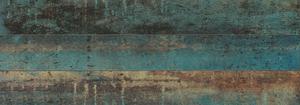 14 Ora Italiana Ruggine Ruggine RAME 7,2x60 , Salle de bain, Séjour, Cuisine, Effet effet métal, Grès cérame non-émaillé, revêtement mur et sol, Surface mate, Bord rectifié