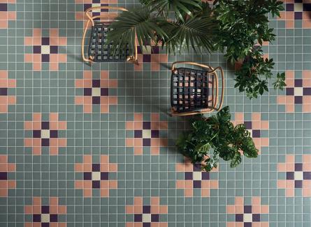 Flise 41ZERO42 Pixel41