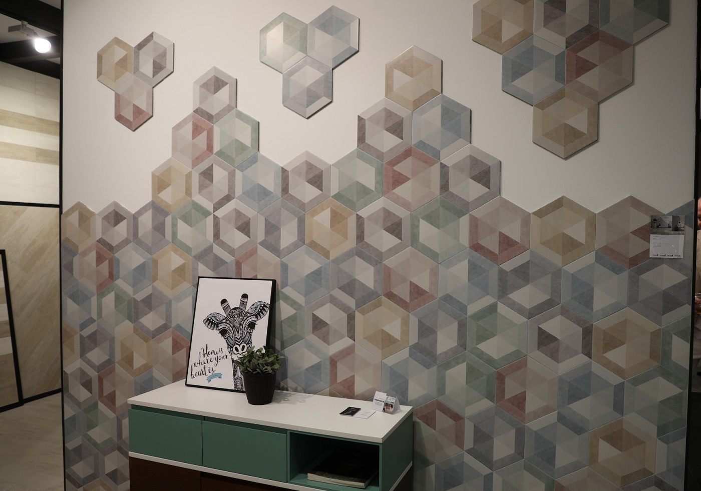 FUNNY Porcelain Tiles by Azteca
