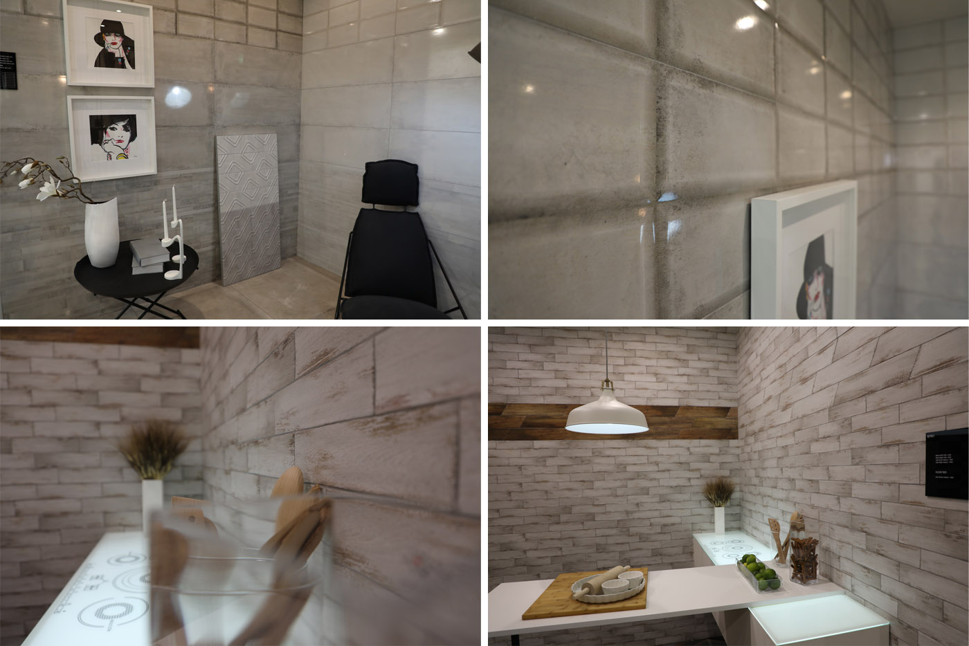 Ceramic and Porcelain Tiles by Fanal
