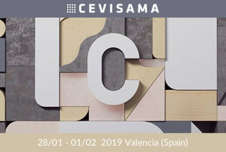 Insights about Tile New Arrivals at Cevisama 2019 (Valencia, Spain)