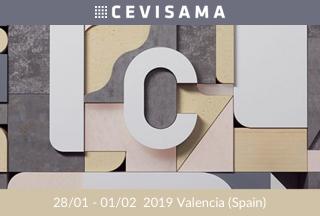 La revue des dernières tendances de carreaux de chez Cevisama 2019 (Valence, Espagne)