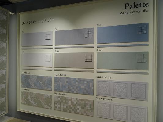 Pallette by Peronda