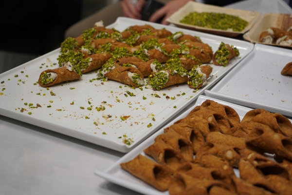 IMG#5 Caesar by zXz A Glance at Appetizers at Cersaie Stands ;)