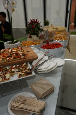 IMG#2 Colorker by zXz A Glance at Appetizers at Cersaie Stands ;)