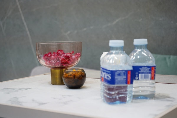 IMG#1 Pavigres by zXz A Glance at Appetizers at Cersaie Stands ;)