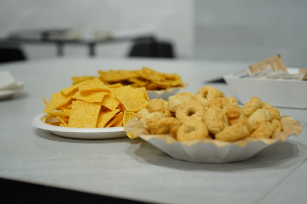 IMG#1 Saloni by zXz A Glance at Appetizers at Cersaie Stands ;)