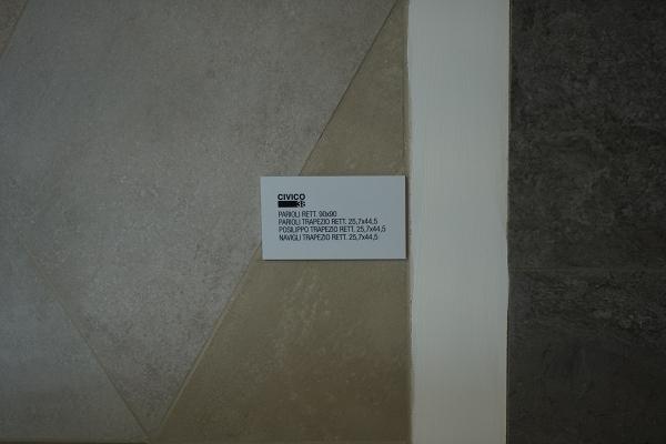 IMG#3 Civico by Polis Manifatture Ceramiche