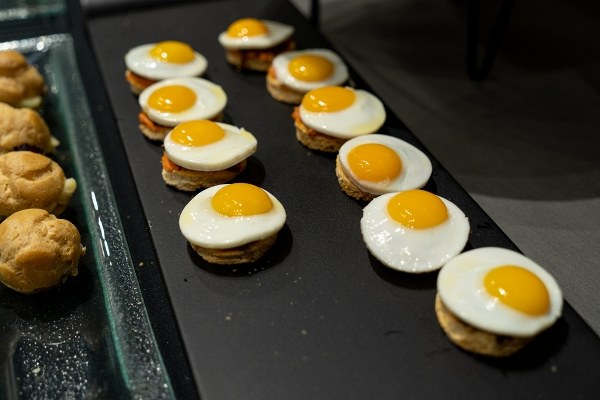 IMG#2 Colorker by x A Glance at Appetizers at Cersaie Stands ;)