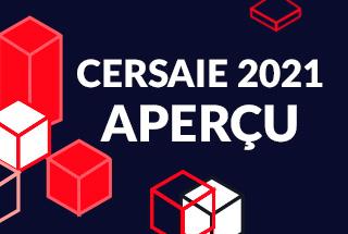 Aperçu du salon de carrelage Cersaie 2021, Italie