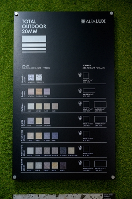 IMG#2 Total Outdoor by Alfalux Ceramiche