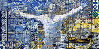 Португальская плитка: мировое культурное наследие и источник идей для современных художников и дизайнеров