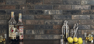 Brick Generation, the Brand-New Brickwork Effect Tile by Rondine