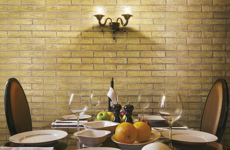 Brick generation la nuova generazione delle piastrelle effetto mattone di rondine - Piastrelle effetto mattone ...