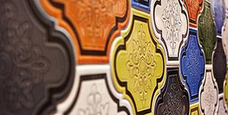 Original Tile Shapes for Unprecedented Interiors