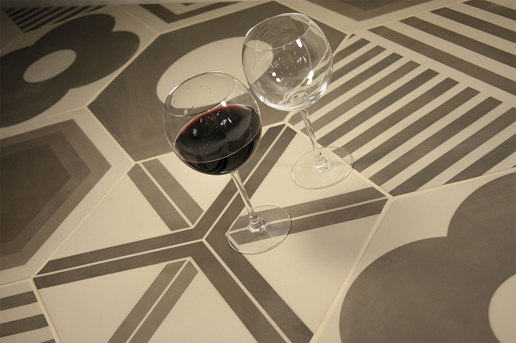 Ceramic and Porcelain Tiles by Ornamenta