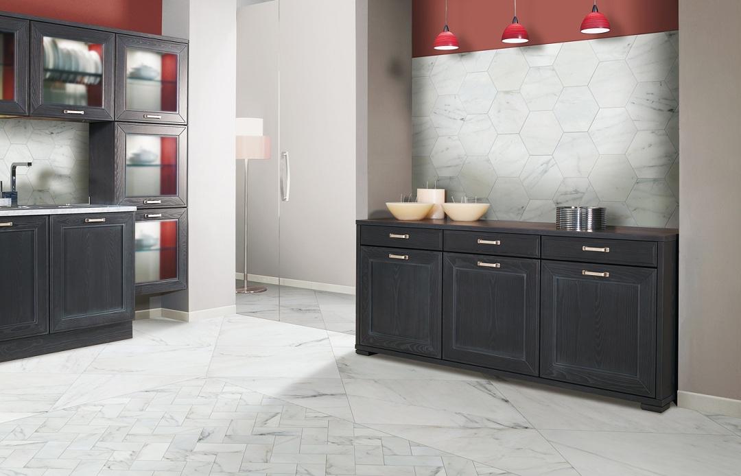 Las novedades de la temporada azulejos con imitaci n de for Azulejos imitacion marmol