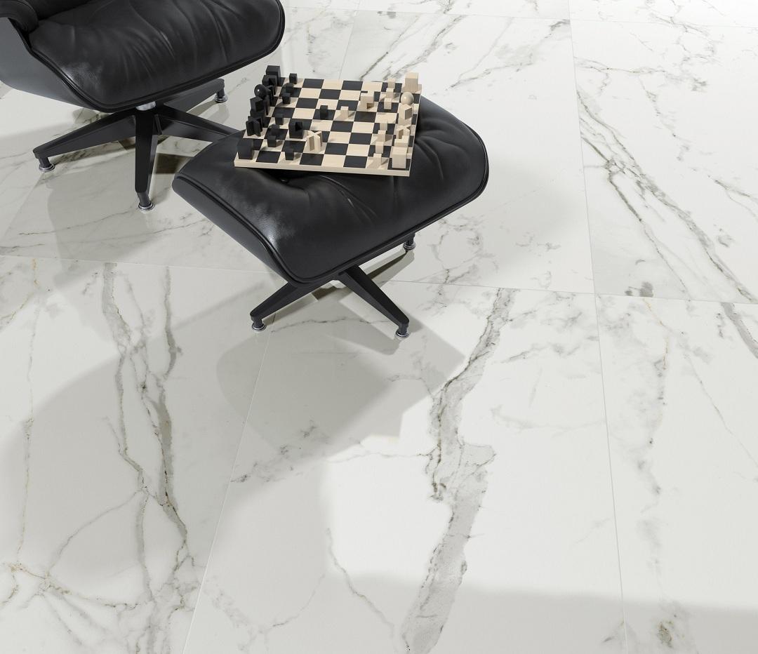 Las novedades de la temporada azulejos con imitaci n de for Con que se limpia el marmol manchado