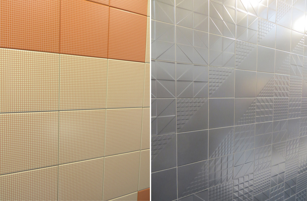 Ceramic and Porcelain Tiles by Ceramica Bardelli