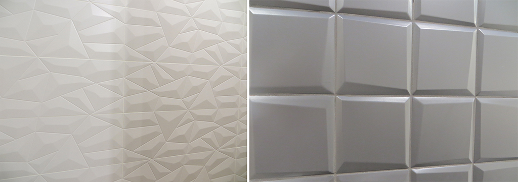 Ceramic and Porcelain Tiles by Tagina Ceramiche