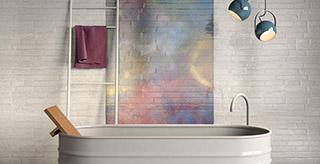 ABK Group prezentuje technologię innowacyjną Wall&Porcelain