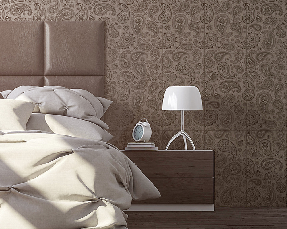 PAISLEY Porcelain Tiles by Ornamenta