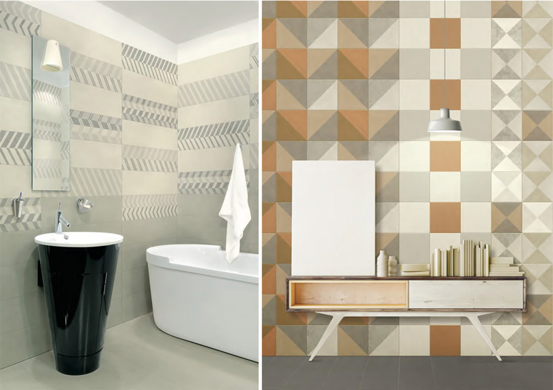 Porcelain Tiles by Verso25