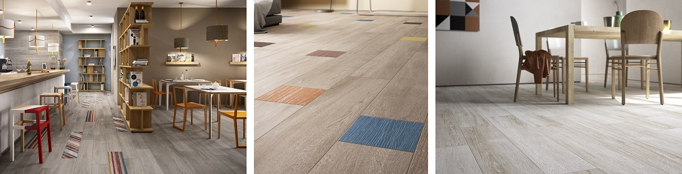 Q-STYLE Porcelain Tiles by Imola Ceramica