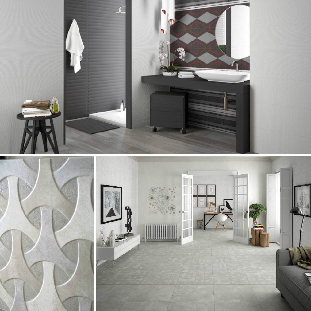 Ceramic and Porcelain Tiles by Atlantic Tiles