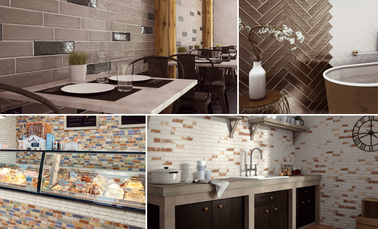 Ceramic and Porcelain Tiles by Realonda