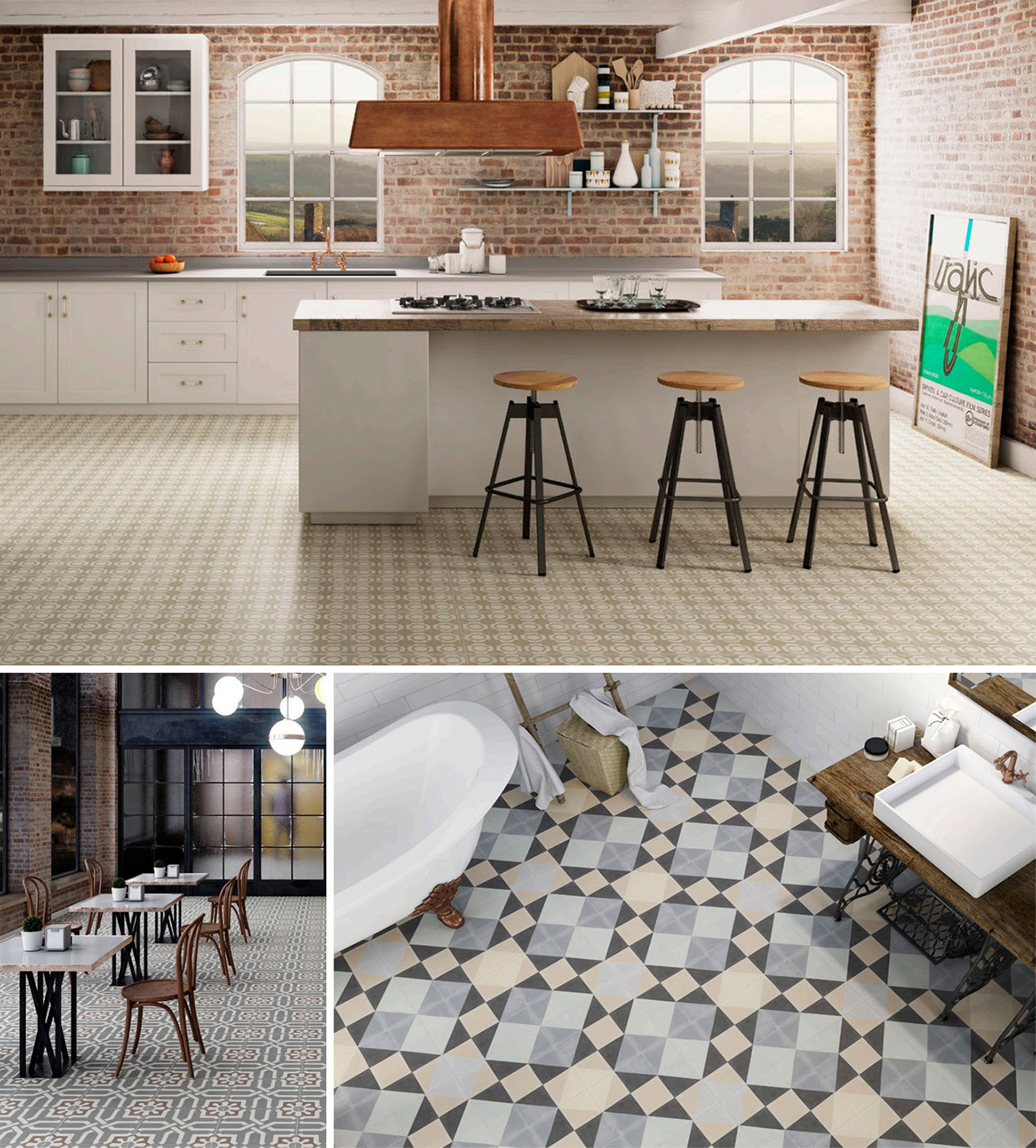 Porcelain Tiles by Apavisa Porcelanico