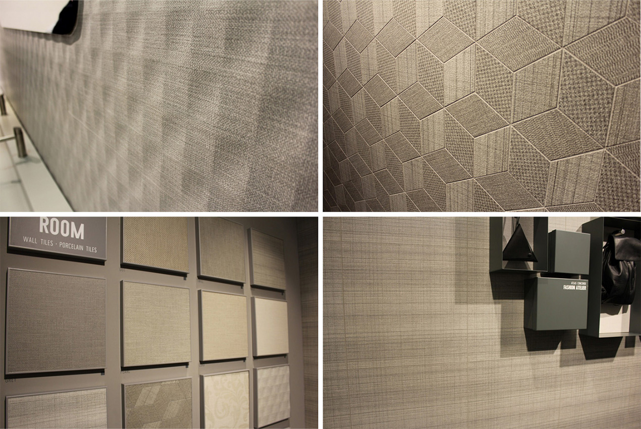 Ceramic and Porcelain Tiles by Ceramiche Atlas Concorde