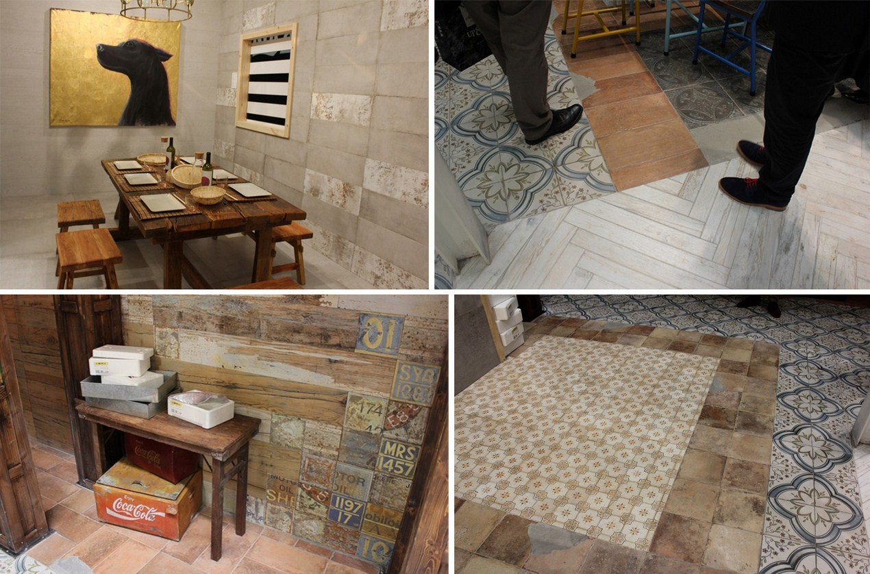 Ceramic and Porcelain Tiles by Peronda