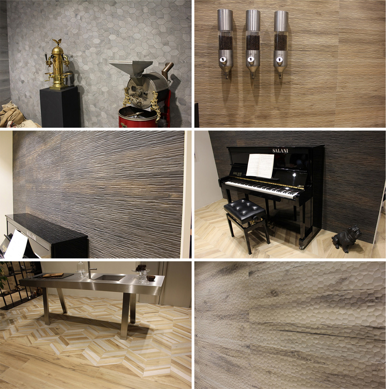 Porcelain Tiles by Ceramiche Provenza