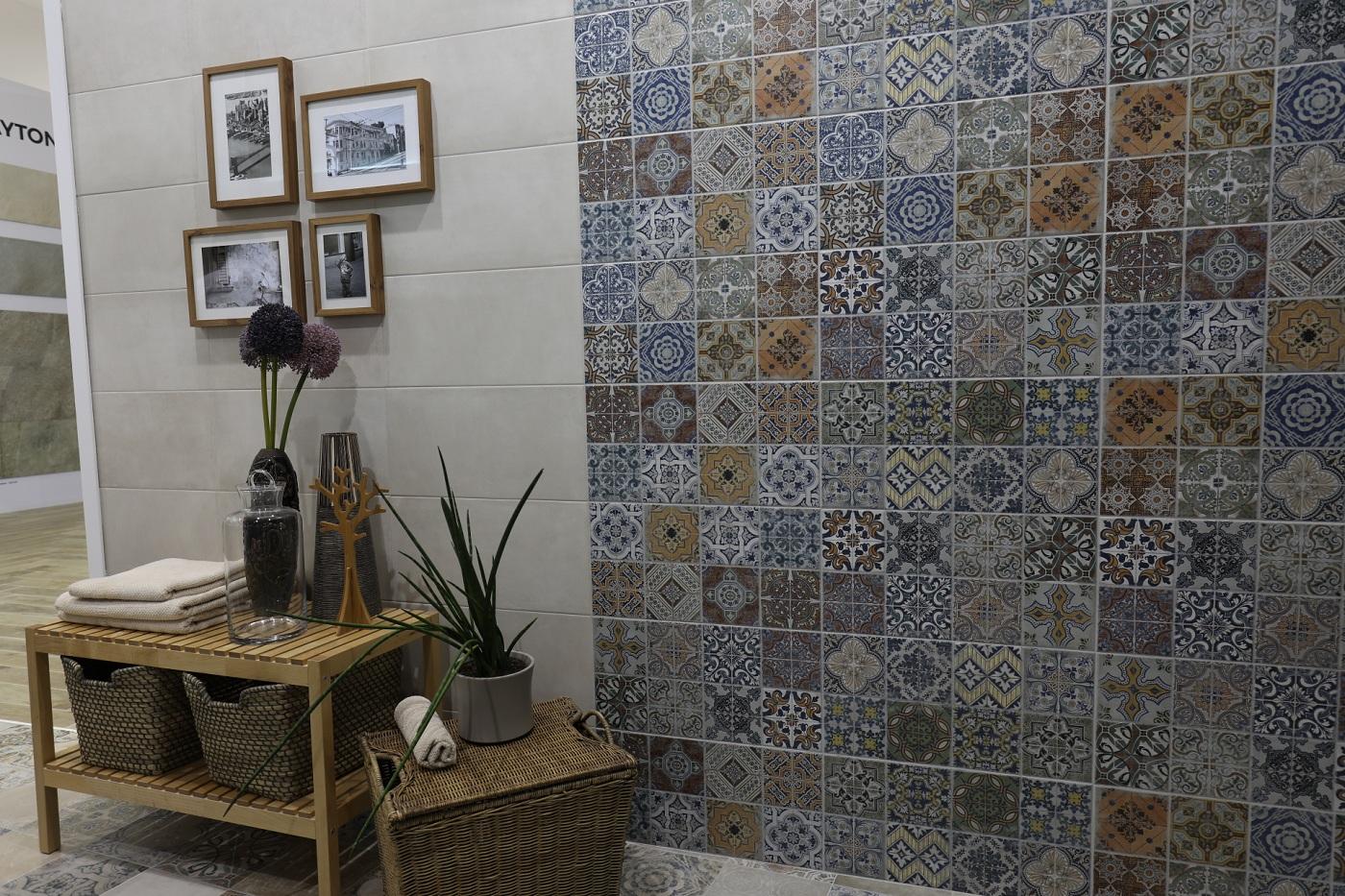 Cevisama 2017 international ceramic tile exhibition at a - Cas ceramica ...