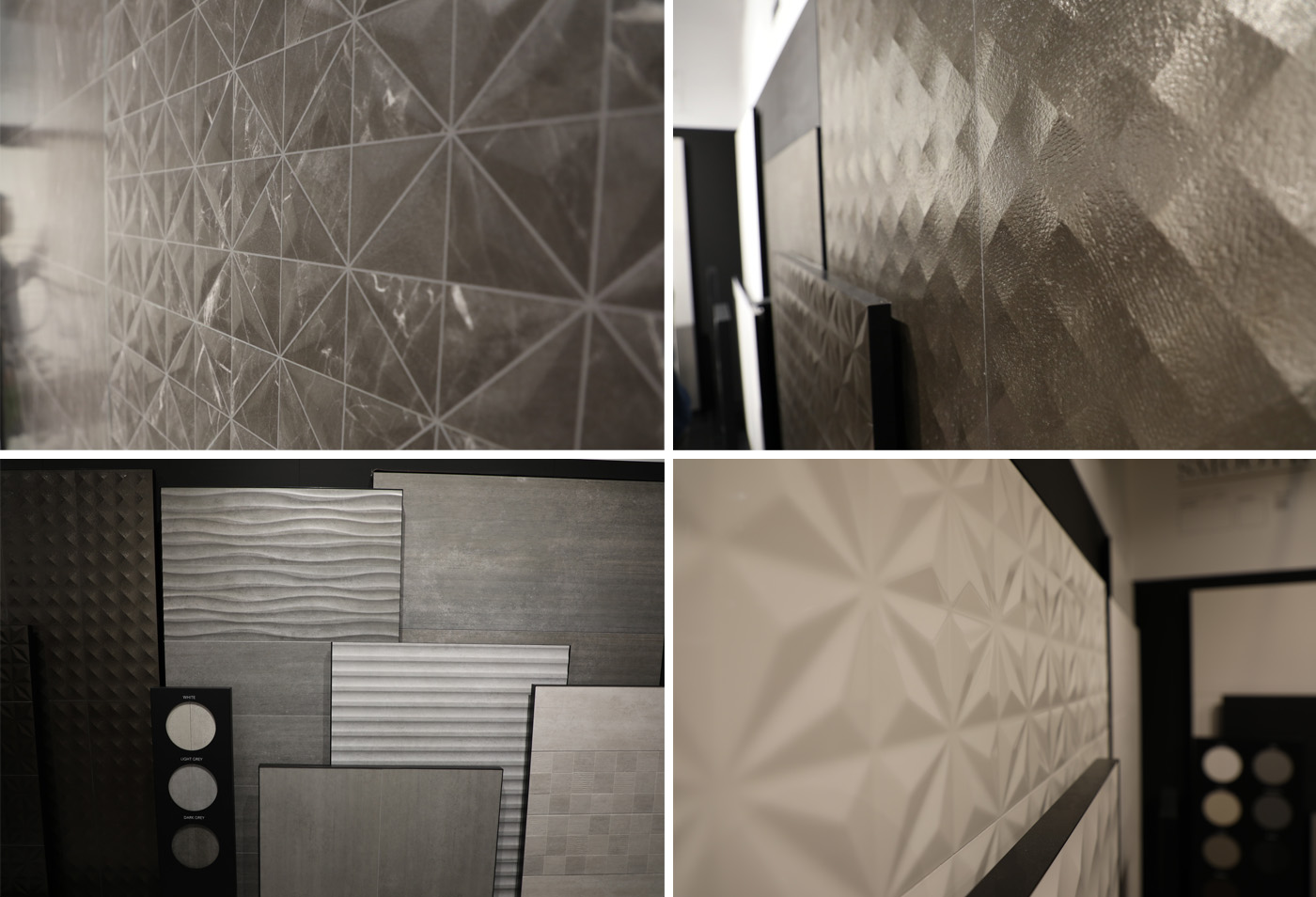 Ceramic and Porcelain Tiles by Zirconio
