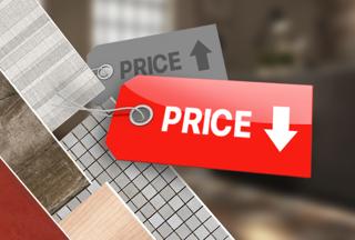 Как сэкономить при покупке плитки
