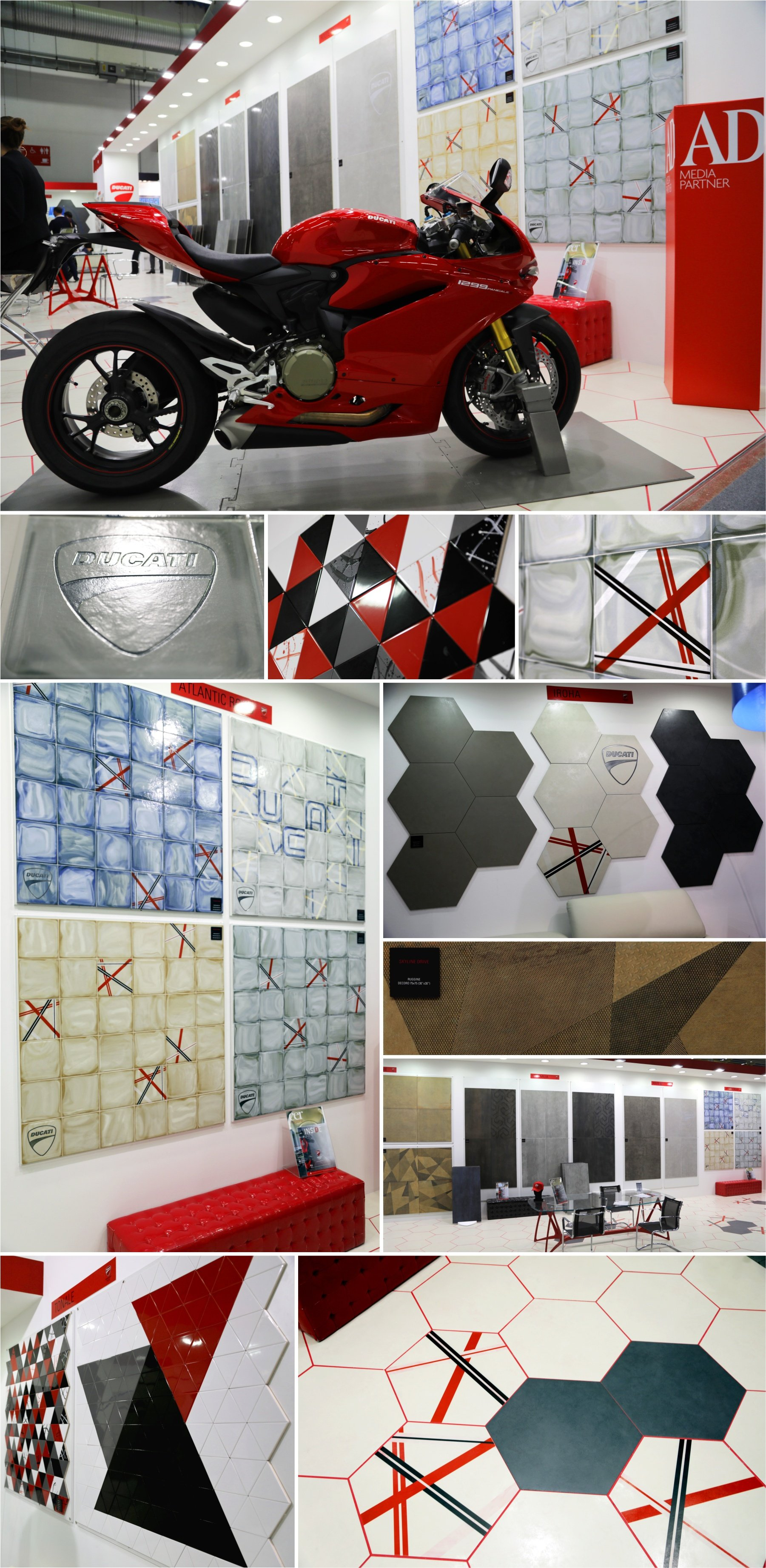 Ceramic and Porcelain Tiles by Tonino Lamborghini Tiles and Style