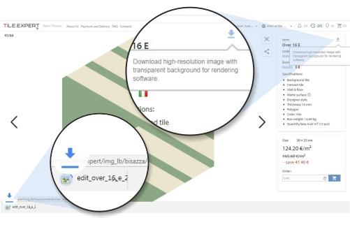 Sul sito arrivata la possibilit di scaricare le foto for Programmi per rendering
