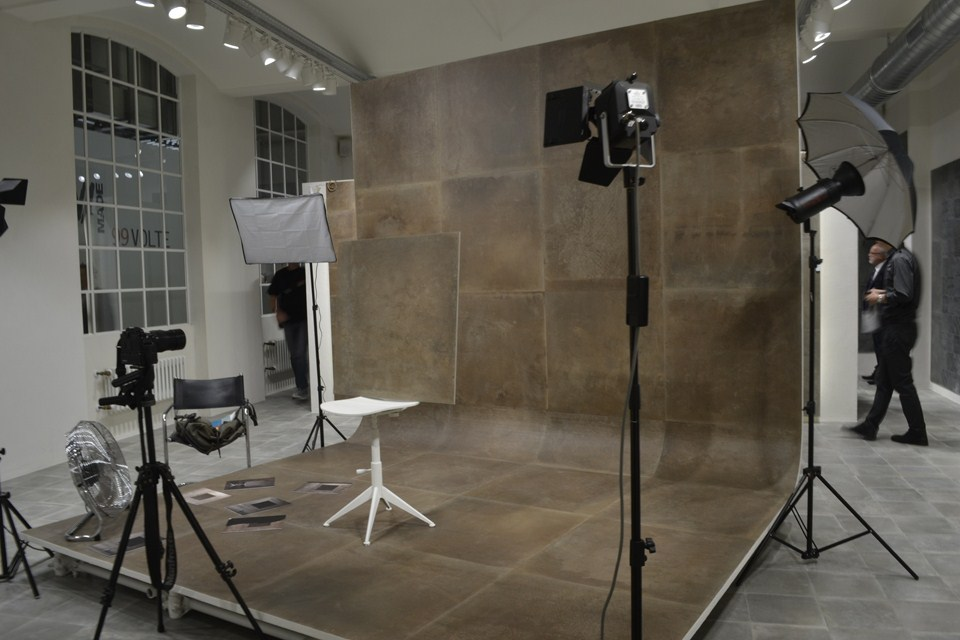 DUST Ceramic and Porcelain Tiles by Ceramiche Provenza