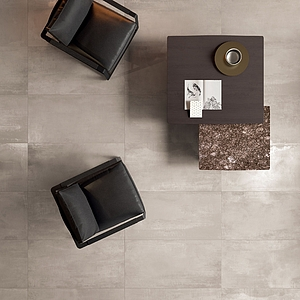 ABK Ceramiche Interno 9 Dark 60x120 Gradone Top Optik
