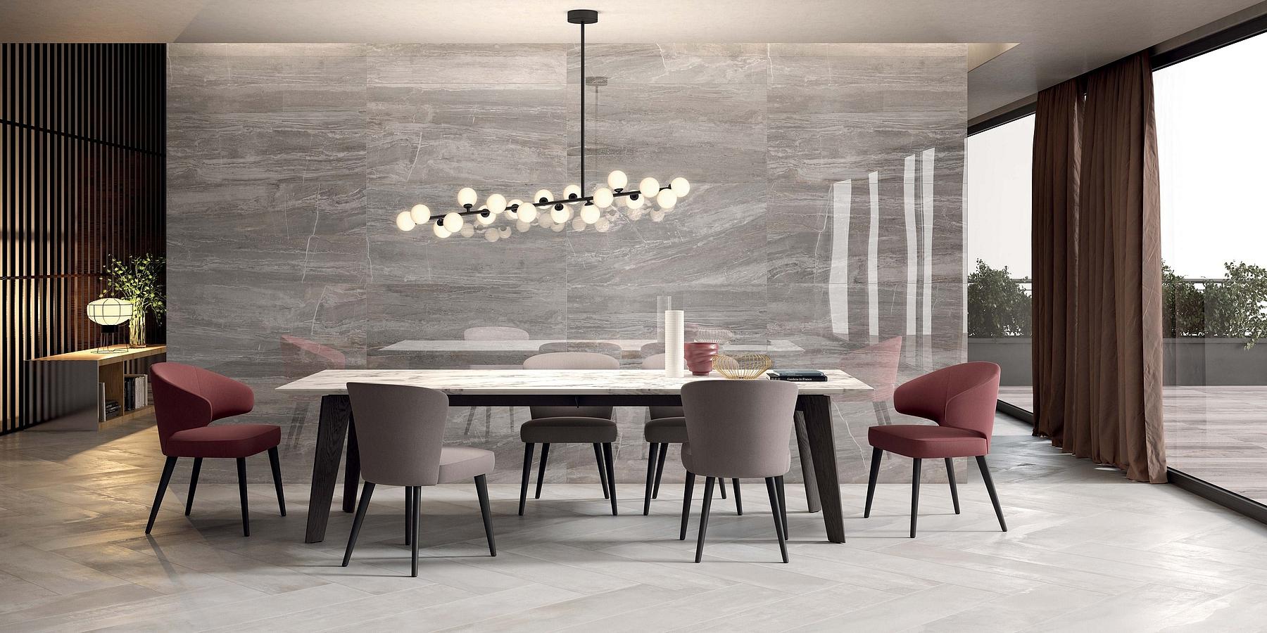 Piastrelle in gres porcellanato sensi di abk tile expert for Abk interno 09