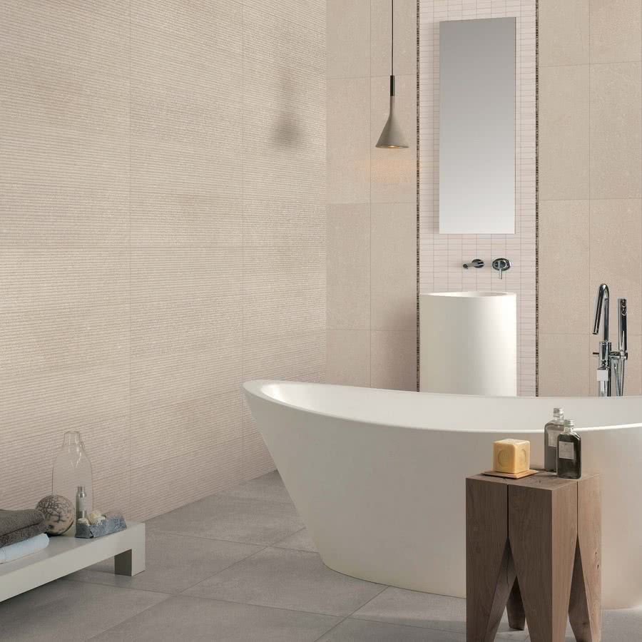 Ceramic Tiles By Abk Ceramiche Distributor Of Italian Martha Ivory Top Leux Studio Xs Times The Interior Was Added Users To Ideabook