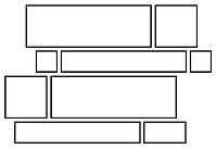 ABK Ceramiche Unika UKR20050_60X80UnikaCreamMixWallRett , Public spaces, Kitchen, Bathroom, Living room, Outdoors, Stone effect effect, Concrete effect effect, Wood effect effect, Patchwork style style, Glazed porcelain stoneware, wall & floor, Slip-resistance R10, R11, non-rectified edge, Rectified edge, Shade variation V3