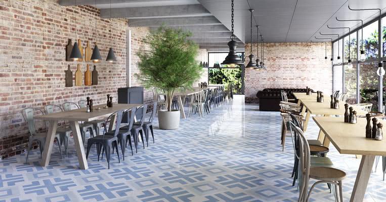 Encaustic Von Apavisa TileExpert Versand Der Spanischen Fliesen - Fliesen für restaurant küche